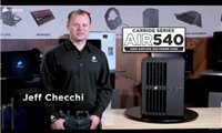 Corsair Carbide Series Air 540 PC Case Introduction