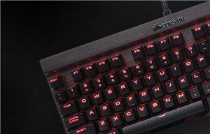 K70 LUX mechanische Tastatur