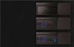 Erhältlich als eigenständige Station oder im Set mit einer mechanischen Tastatur