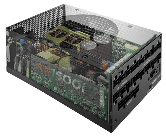 The best enthusiast PC power supply you can own.