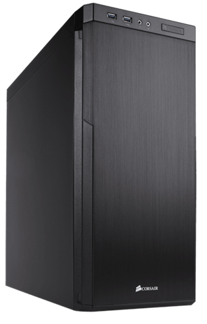 Leises Midtower-Gehäuse der Carbide Series 330R Blackout Edition