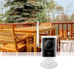 DCS-2332L Outdoor HD Wireless Day/Night Cloud Camera