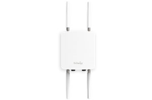 Outdoor Ruggedized Wireless Access Point, Dual-Band N600 Long-Range, High-Speed Access Point Provides Expansive Network Coverage Outdoors