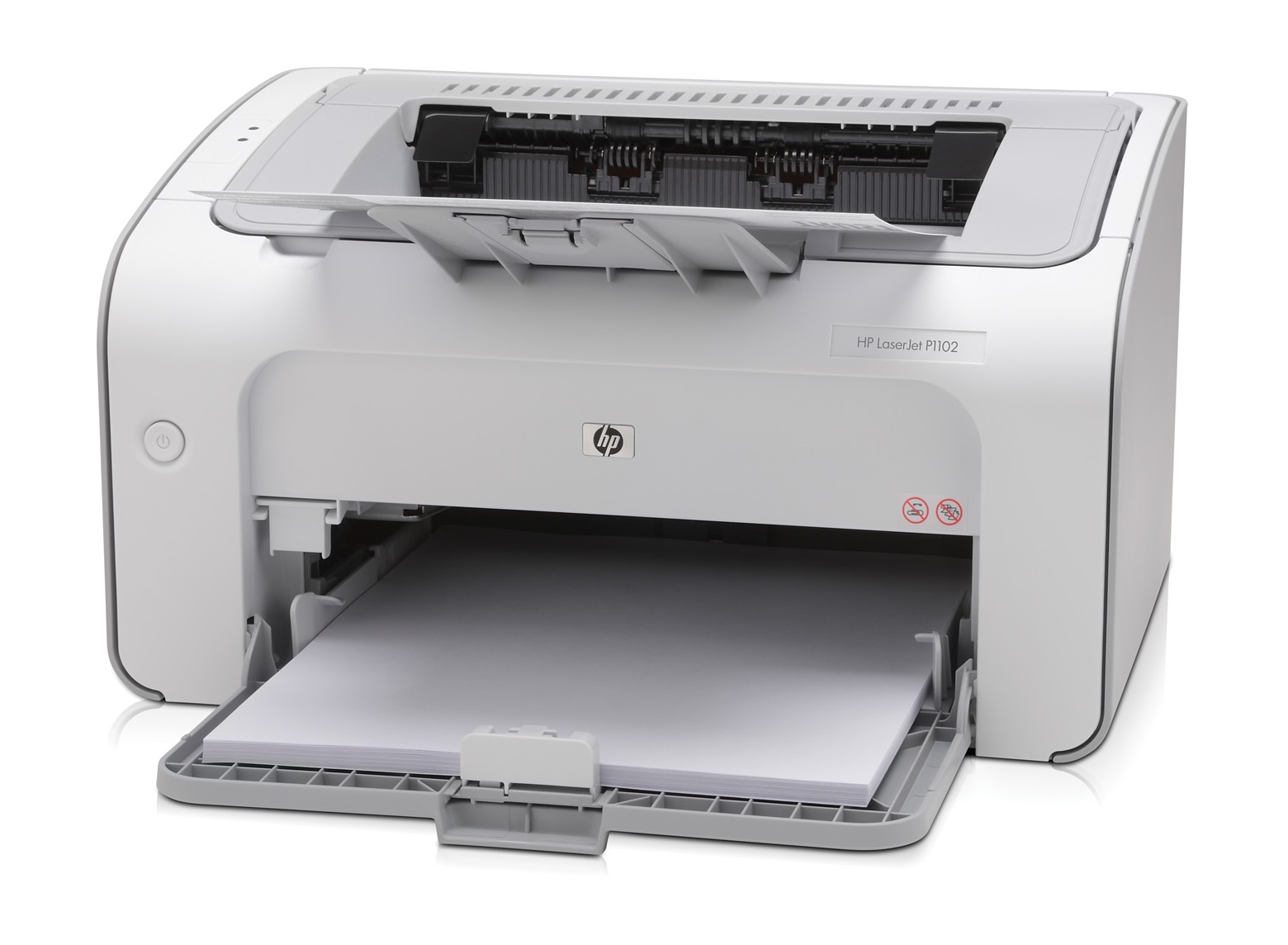 how to open hp printer control panel