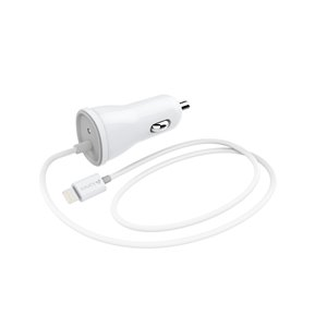 Apple Certified Car Charger with Lightning Connector (3 ft.)