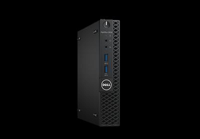 Dell OptiPlex 3050 Micro: Bigger performance, smaller design.