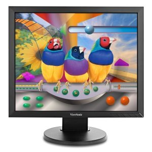 """VG939Sm 19"""" Ergonomic LED Monitor with 5:4 aspect ratio and 1280x1024 resolution"""