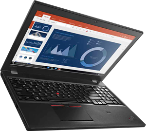 "Lenovo ThinkPad T560 Enterprise Laptop: BUSINESS-READY, HIGHLY MOBILE 15.6"" LAPTOP."