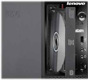 Lenovo ThinkCentre E73 SFF Desktop: SMALL IN SIZE. BIG IN STATURE.