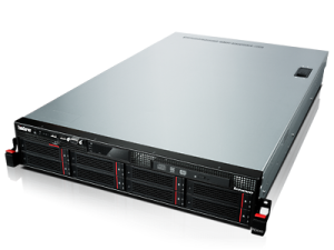 Lenovo ThinkServer RD640 Rack Server: STORAGE-RICH. VIRTUALIZATION-OPTIMIZED.