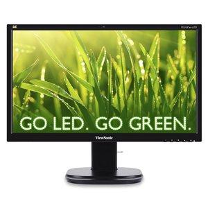 VG2437mc-LED Ergonomic Webcam LED Monitor