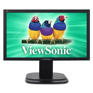 """VG2039m-LED 20"""" (19.5"""" Viewable) Ergonomic LED Monito"""