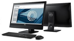 Dell OptiPlex 24 7000 Series All-in-One Touch (7440) Desktop