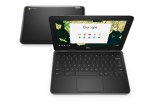 Dell Chromebook 3180 Education: Enrich education. Empower students.