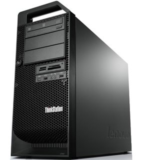 Lenovo ThinkStation D30 Workstation: DUAL CPU; EXTREME SPEED