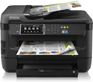 EPSON WORKFORCE WF-7620DTWF: A3 BUSINESS PRINTER