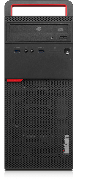 Lenovo ThinkCentre M700 Tower: EFFICIENCY AND PERFORMANCE