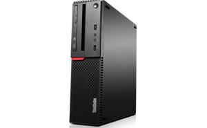 Lenovo ThinkCenter M900 Small Form Factor: POWERFUL, SPACE-SAVING ENTERPRISE DESKTOP.