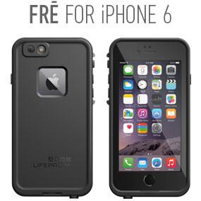 LifeProof iPhone 6 frē - Protective Case - Water, Snow, Dirt & Shock Proof