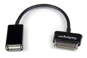 StarTech.com USB OTG Adapter Cable for Samsung Galaxy Tab™