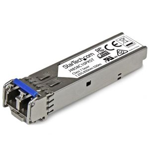 Count on maximum cost-savings and dependable Gigabit Ethernet connections with this bulk pack of single-mode / multi-mode Mini-GBIC modules