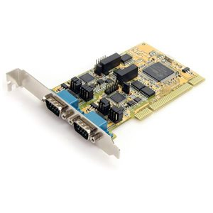 Control and communicate with two serial devices even with mixed RS-232 & 485 protocols