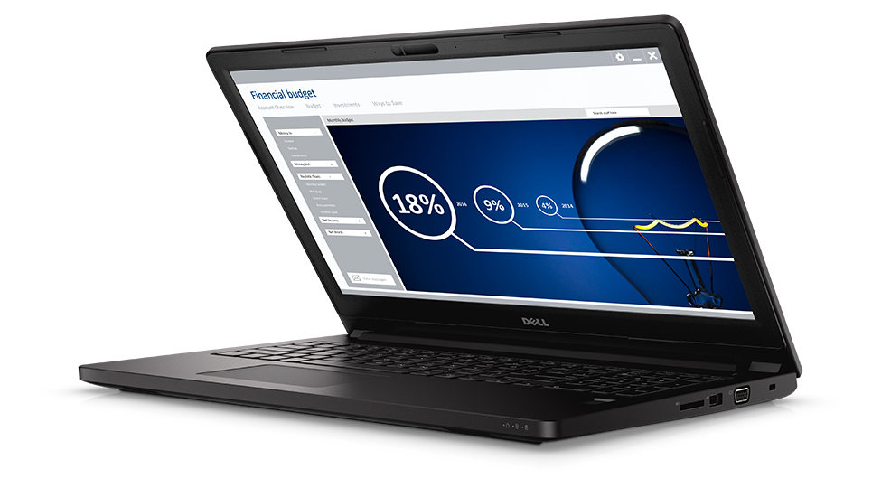 Dell Latitude 15 3570: Performance you can rely on.