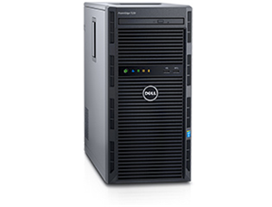 Dell PowerEdge T130 Tower Server: Powerful, compact, agile.