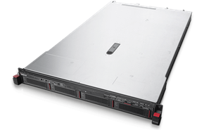 Lenovo ThinkServer RD350: Feature-rich. Built-in value.