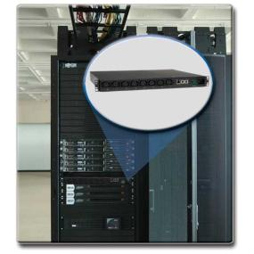 Metered Power Distribution Unit with Advanced Monitoring and Control Capabilities