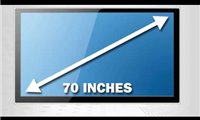 "slide {0} of {1},zoom in, Low-Profile, Tilt Wall Mount for 60"" to 100"" Flat-Screen Displays"