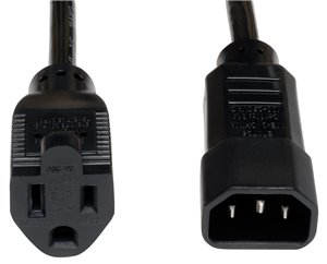 Plug Devices with a 5-15P Connector Into Your PDU or UPS