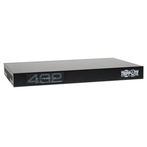 The Smart Solution for Four Simultanous Users Managing Up to 32 Computers/Servers Remotely