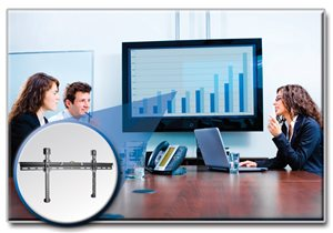 "Display TV LCD Wall Mount Fixed 37"" - 70"" Flat Screen / Panel"