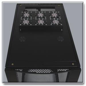 230V 3U Fan Optimizes SmartRack® Enclosure Cabinet Cooling Efficiency