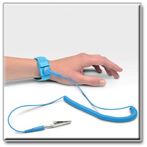 ESD Anti-Static Wrist Strap with Grounding Wire