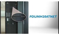 slide {0} of {1},zoom in, PDU Switched ATS 120V 20A 5-15/20R 16 Outlet L5-20P Horizontal