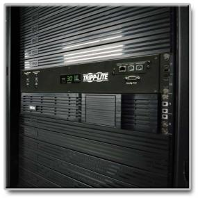 Effective Power Distribution with a Digital Meter, Remote Power Monitoring and Control, and Advanced ATS