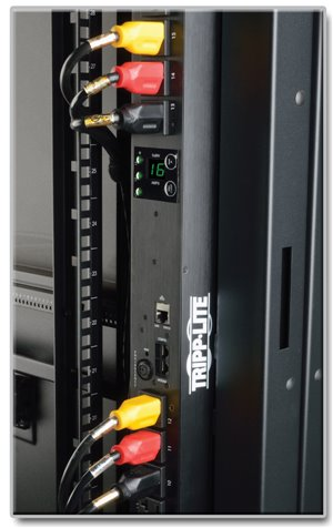 Effective 3-Phase Power Distribution with a Digital Meter and Remote Monitoring