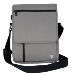 """V7 Premium Messenger for 10.1"""" Tablet: fits Tablet PCs up to 10.1"""" and iPad Air & iPad 1, 2, 3, 4"""