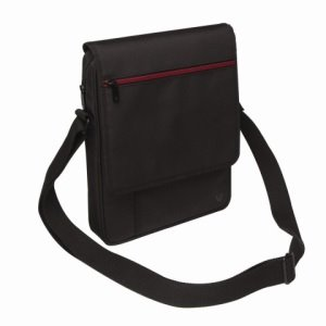 "V7 Premium Messenger Bag for 10.1"" Tablet: fits Tablet PCs up to 10.1"" and iPad Air & iPad 1, 2, 3, 4"