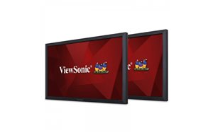 "ViewSonic VG2449_H2 24"" Dual Pack Head-Only 1080p Monitors HDMI, DisplayPort, Mini DP, DP Out, VGA, Daisy Chain"