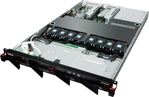 Lenovo ThinkServer RD540 Rack Server: Balanced Design, Outstanding Efficiency.