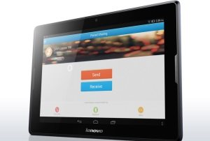Lenovo A10: Wideview Tablet