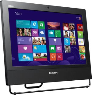 Lenovo ThinkCentre M73z All-in-One: ENTERPRISE-LEVEL PERFORMANCE IN A SMALL SPACE.