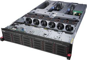 Lenovo ThinkServer RD650: Storage-dense. Flexible design.