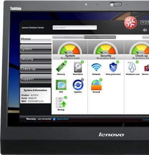 Lenovo ThinkCentre M73 Tiny Desktop: PRODUCTIVE, RELIABLE, GREEN