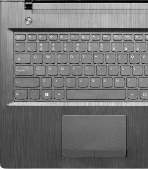 Lenovo G50-70: Schlankes Design, breite Funktionspalette.