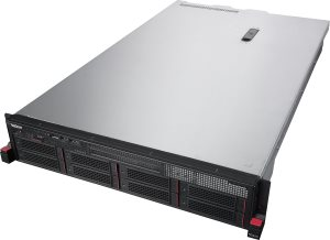 Lenovo ThinkServer RD450: More of what you need. No hassle.