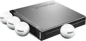 Lenovo ThinkCentre M53 Tiny Desktop: TINY FOOTPRINT, BIG PRODUCTIVITY